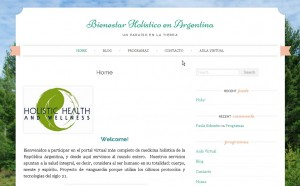 Argentina Holistic Wellness (2014)