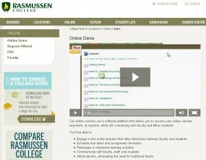 Rasmussen College, Minnesota